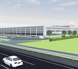 Le nouveau site de Vuadens va intégrer la SIP.