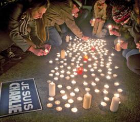 «Charlie Hebdo» assassiné, les voix s'élèvent et dénoncent