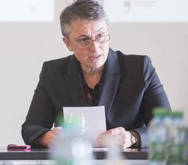 Démission de la conseillère d'Etat Marie Garnier